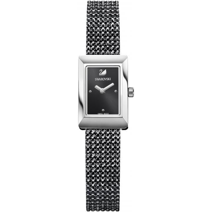 montre swarovski memories 5209190 montre rectangulaire cristal femme sur bijourama montre. Black Bedroom Furniture Sets. Home Design Ideas