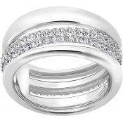 Bague Swarovski Bijoux Cristaux Spirale 5221563 - Swarovski Bijoux