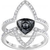 Bague Swarovski Bijoux Noir Cristal 5257506 - Swarovski Bijoux