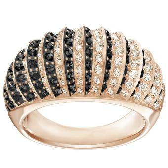 Bague Swarovski Luxury Domed