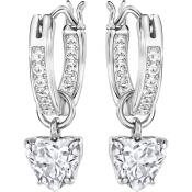 Boucles d'oreilles Swarovski Bijoux Design Argenté 5188403 - Swarovski Bijoux