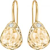 Boucles d'oreilles Swarovski Bijoux Cristal Doré 5192315