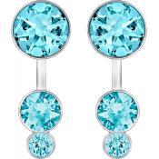 Boucles d'oreilles Swarovski Bijoux Cristaux Bleus 5201105 - Swarovski Bijoux