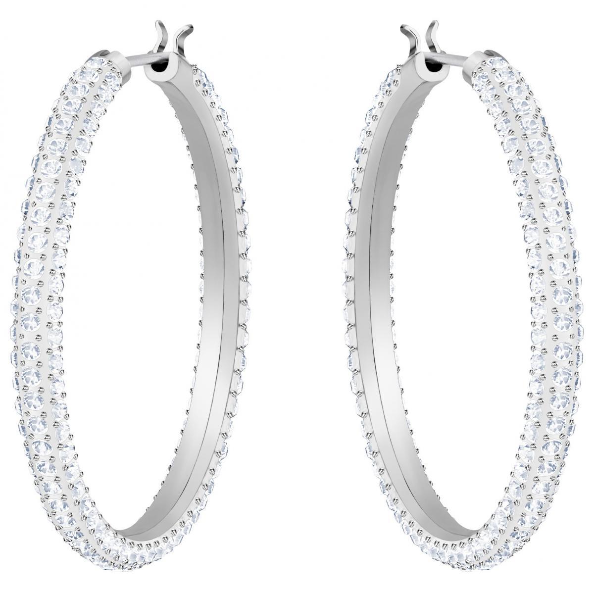 Boucles d'oreilles Swarovski 5389432 - Boucles d'oreilles Acier Femme