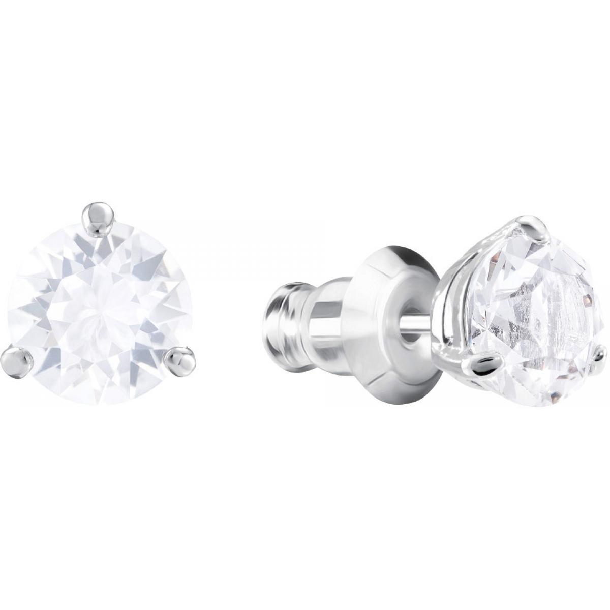 Boucles d'oreilles Swarovski 1800046 - Boucles d'oreilles Rondes Cristaux