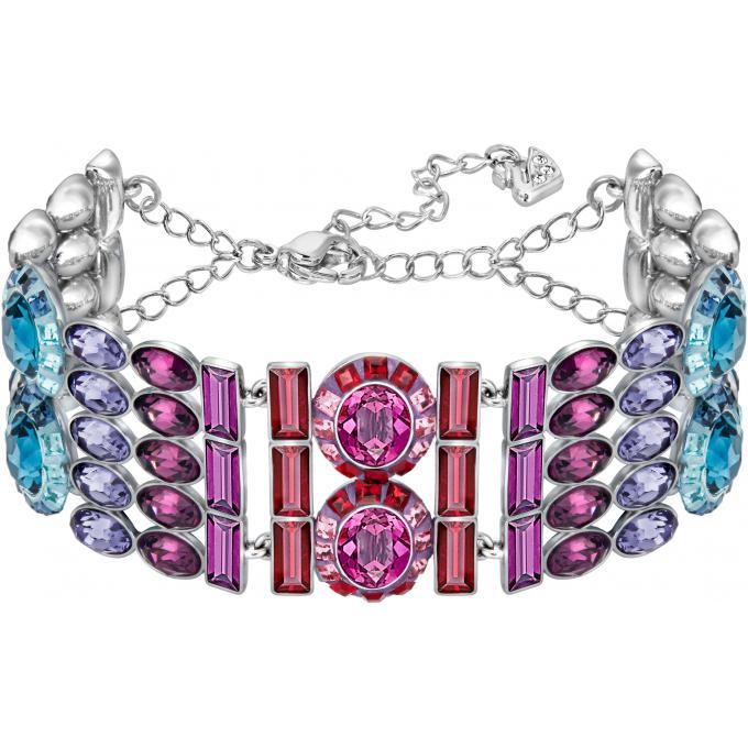 Bracelet Swarovski 5199681 , Bracelet Argent Turquoise Femme