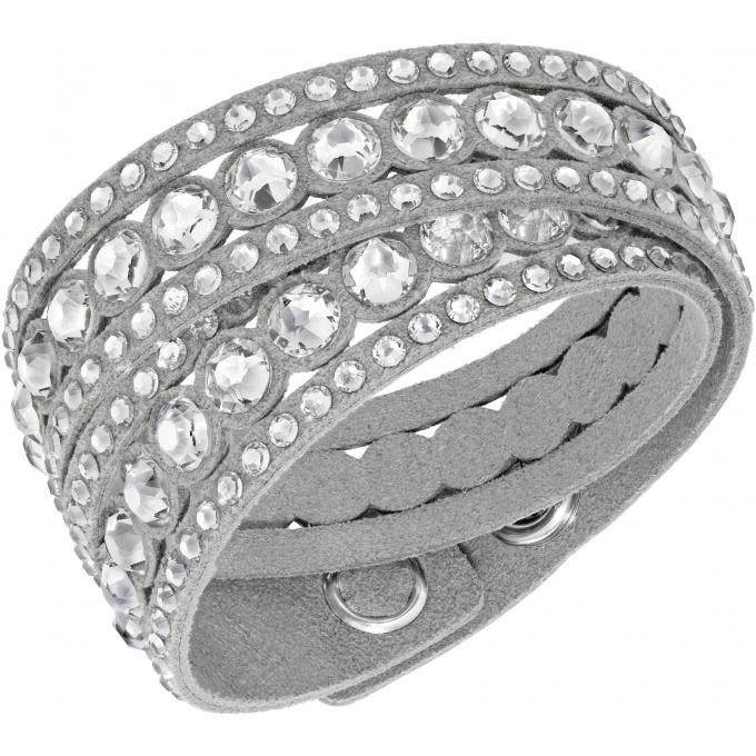 bracelet swarovski 5201119 bracelet m tal argent femme sur bijourama r f rence des bijoux. Black Bedroom Furniture Sets. Home Design Ideas