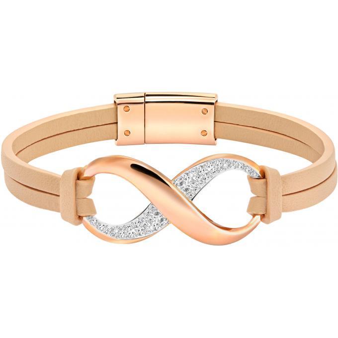 bracelet swarovski 5221586 bracelet acier or femme sur. Black Bedroom Furniture Sets. Home Design Ideas