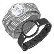 Bracelet Swarovski Bijoux Connecté Cristaux 5225822 - Swarovski Bijoux