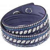 Bracelet Swarovski Bijoux Rock Bleu 5225972 - Bracelet