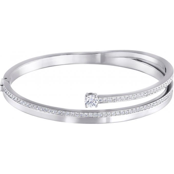 Bracelet Swarovski Classic Jewelry 5257561 , Bracelet Acier Argent Femme