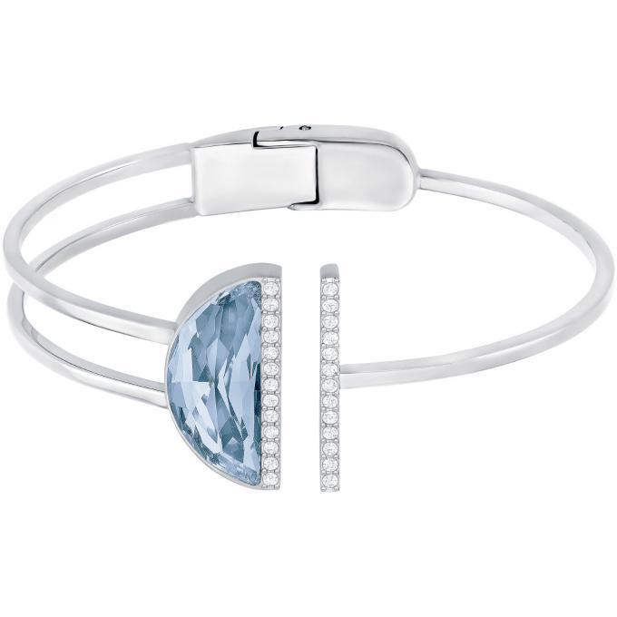 Bracelet Swarovski Bijoux 5284073 , Bracelet Argent Sertie Cristal Femme
