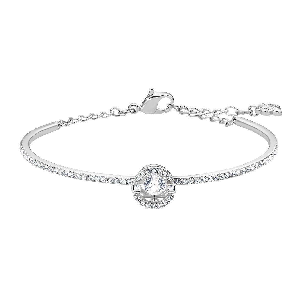 bracelet femme swarovski en argent