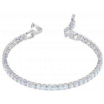 bracelet swarovski silicone