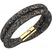 Bracelet Swarovski Bijoux Stardust Noir 5152136