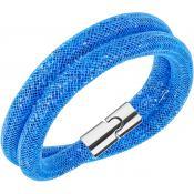 Bracelet Swarovski Bijoux Stardust Bleu 5186426 - Swarovski Bijoux