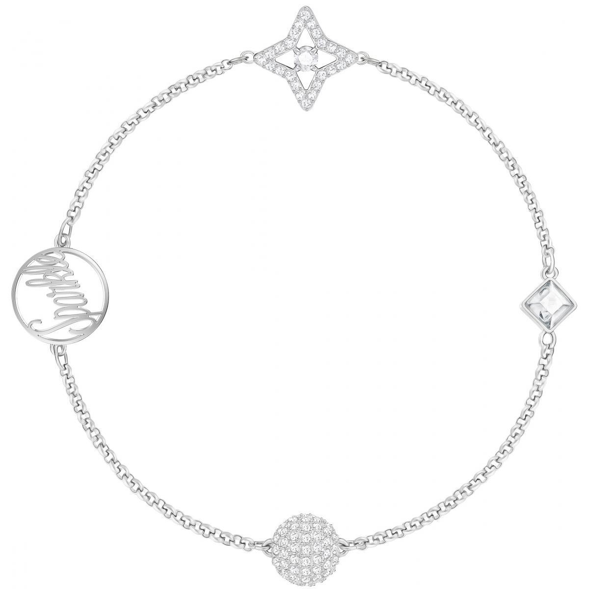 Bracelet Swarovski Remix 5365752 - Bracelet Remix Strandage Star Femme