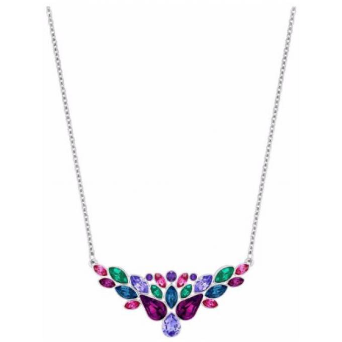 collier swarovski violet