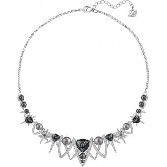 Collier Swarovski Classic Jewelry 5216630 - Collier Cristal Perles Femme