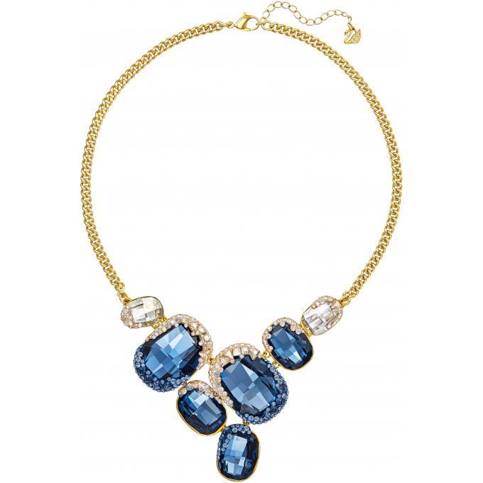 collier swarovski trend jewelry 5226096 collier cristal bleu femme sur bijourama r f rence. Black Bedroom Furniture Sets. Home Design Ideas