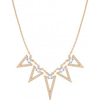 bague swarovski triangle