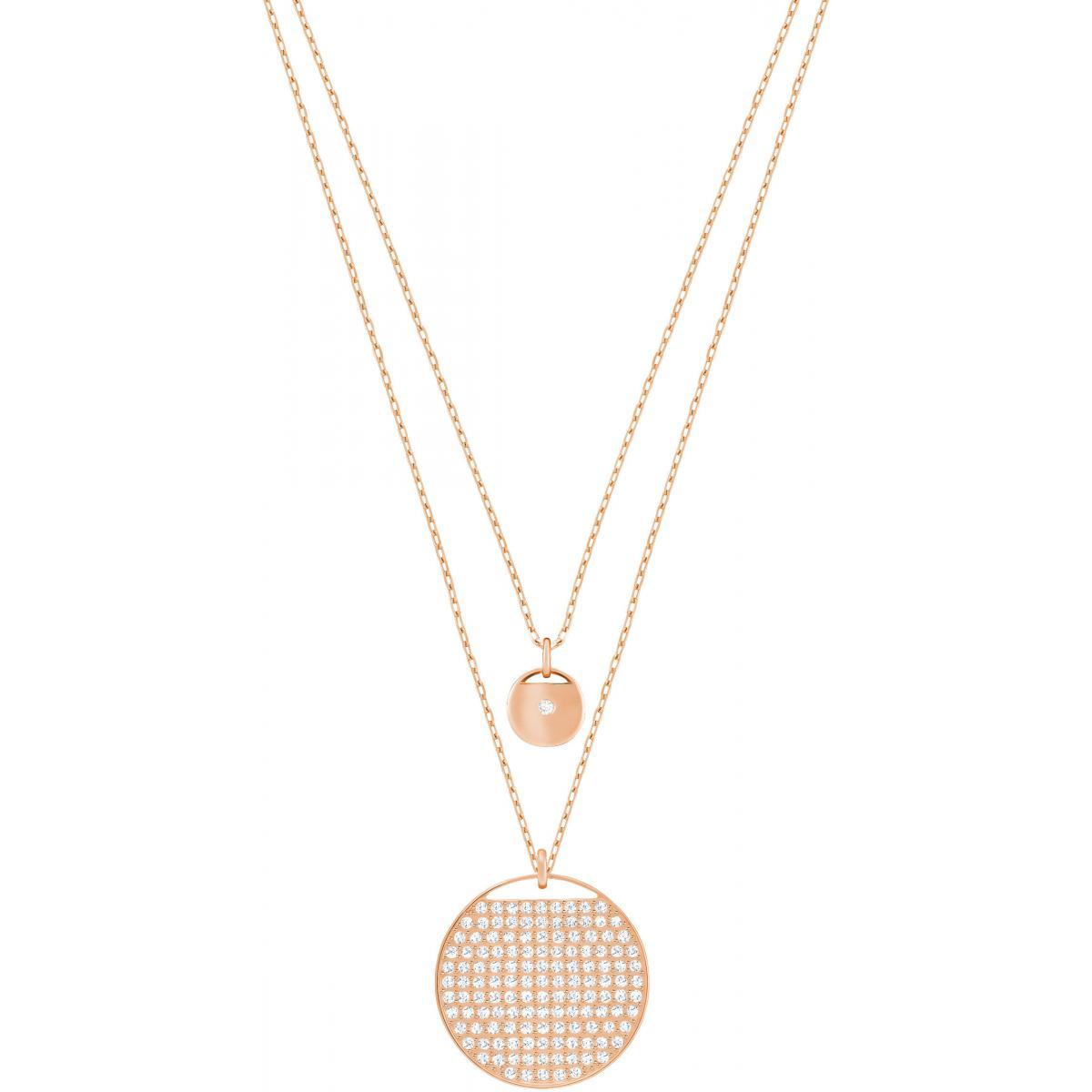 Collier et pendentif Swarovski 5253286 , Collier et pendentif Cristaux  Cercle Femme Plus d\u0027infos