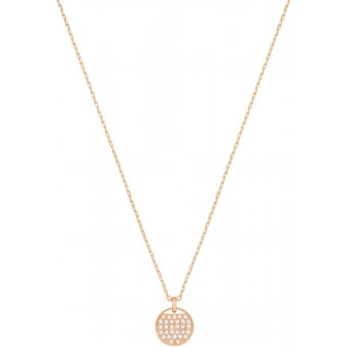 ... Plaque Or rose Femme · Collier et pendentif Femme Swarovski Bijoux  5265913 ... a3e6774676b