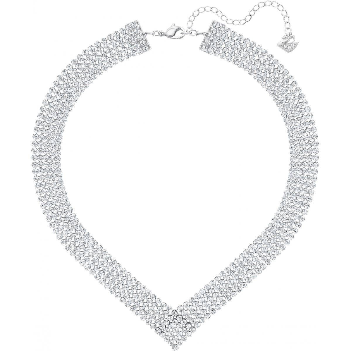 Collier et pendentif Swarovski Bijoux 5289715 - Collier et pendentif  Cristaux Métal Femme