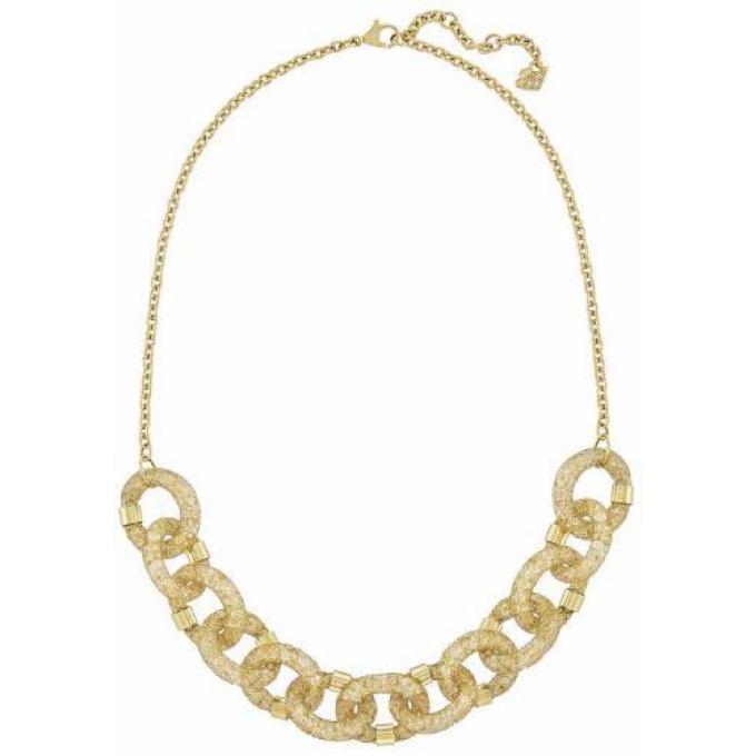 collier et pendentif swarovski stardust 5165477 collier et pendentif or rose stardust femme. Black Bedroom Furniture Sets. Home Design Ideas