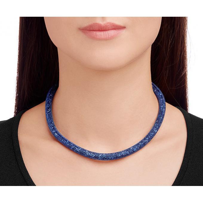 collier swarovski 5127503 collier stardust bleu femme sur bijourama r f rence des bijoux. Black Bedroom Furniture Sets. Home Design Ideas