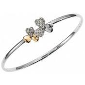 Bracelet Ted Lapidus Floral D11124SDZ - Ted Lapidus Bijoux