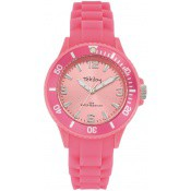 Montre Tekday Silicone Rose 652899