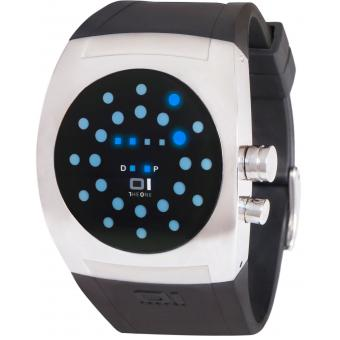 Montre The One Screw Me SW102B3 - Montre Led Bleu Mixte