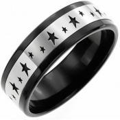 Bracelet Thierry Mugler Bijoux Étoile Céramique Noir T11265N - Promos