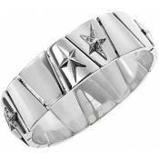 Bracelet Thierry Mugler Bijoux Étoile Argenté T51264Z - Promos