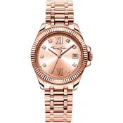 Montre Thomas Sabo Glam & Soul WA0220-265-208 - Montre Or Rose Dateur Femme
