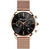 Montre Thomas Sabo Rebel At Heart WA0246-265-203 - Montre Chonographe Milanaise Homme