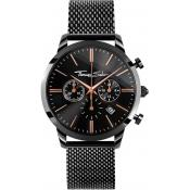 Montre Thomas Sabo Rebel At Heart WA0247-202-203 - Montre Milanaise Chronographe Homme