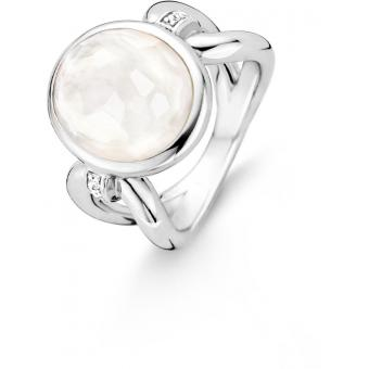 Bague Ti Sento Mother Of Pearl 12078MW