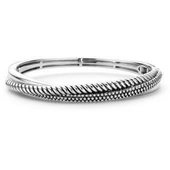 Bracelet Tressé Argent - Ti Sento - Ti Sento