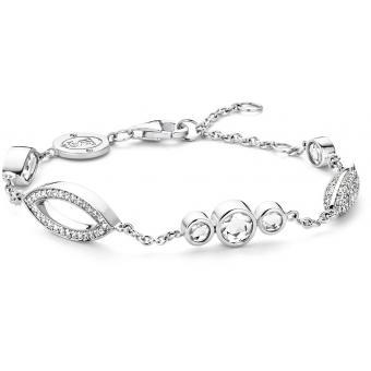 Bracelet Ti Sento 2835ZI - Bracelet Argent Cristaux Femme - Ti Sento