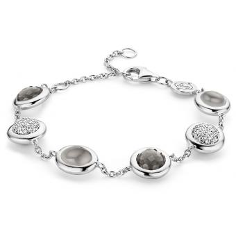 Bracelet Ti Sento 2840DG - Bracelet Chaîne Argent Femme - Ti Sento
