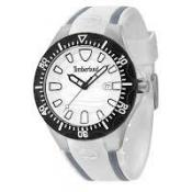Timberland - Montre Timberland 14323JSTB-04 - Montre Blanche Homme