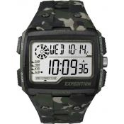 Montre Timex Expedition TW4B02900SU - Montre Expedition Résine Camouflage Homme