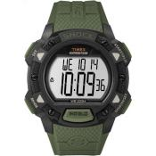 Montre Timex Expedition TW4B09300SU - Montre Expedition Résine Verte Homme