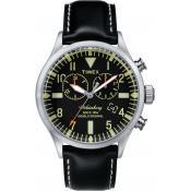 Montre Timex Noire Ronde TW2P64900D7