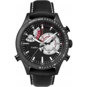 Montre Timex Cuir Ronde TW2P72600D7