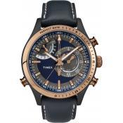 Montre Timex Ronde Bleue TW2P72700D7