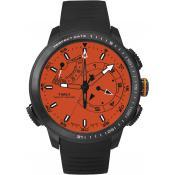 Montre Timex Noire Orange TW2P73100D7