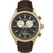 Montre Timex Cuir Marron TW2P75300D7